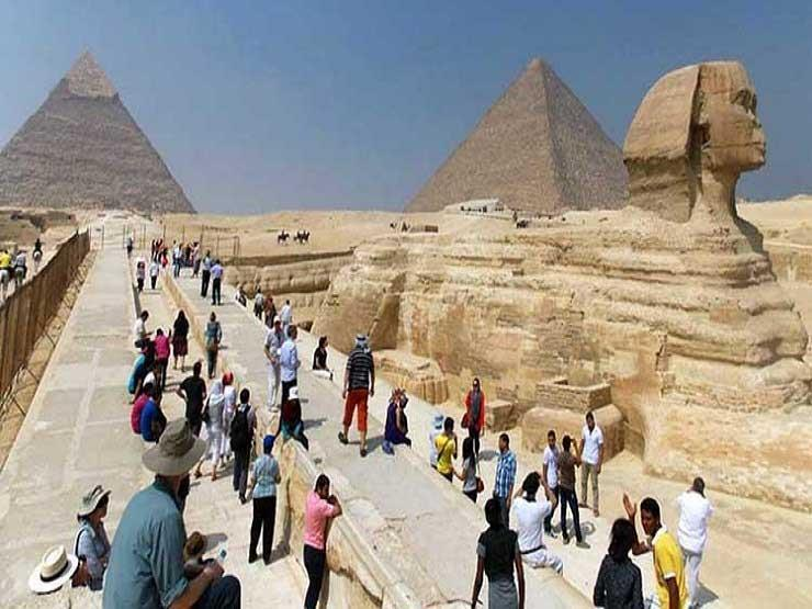 إيرادات مصر من السياحة تقفز بنسبة 155.2% في 9 أشهر...مصراوى
