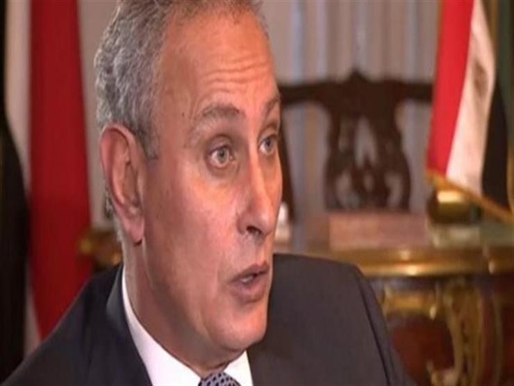 السفير المصري ببريطانيا يشهد توقيع مذكرة تفاهم بين الجامعة الأوروبية في مصر وكلية لندن للاقتصاد