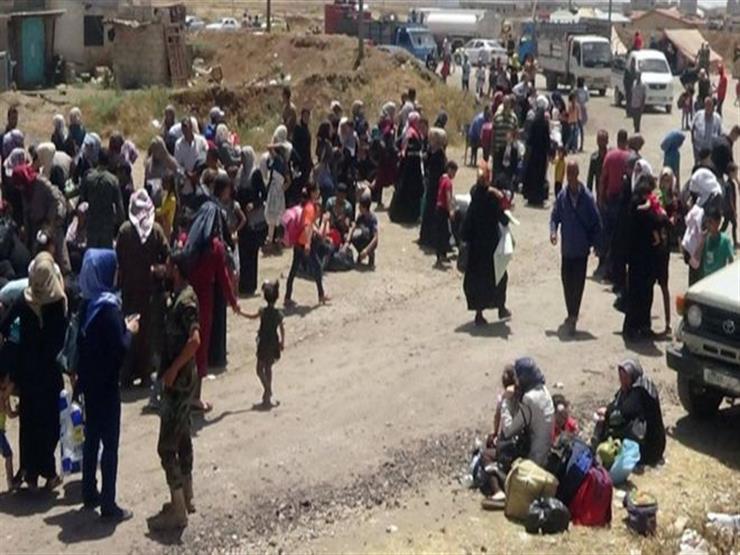 الأمم المتحدة تحذر من  كارثة  بسبب الغارات الجوية على درعا ا...مصراوى