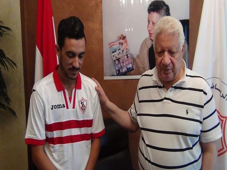 رئيس الإسماعيلي لمصراوي: إبراهيم حسن لم ينتقل للزمالك.. وقد ...مصراوى
