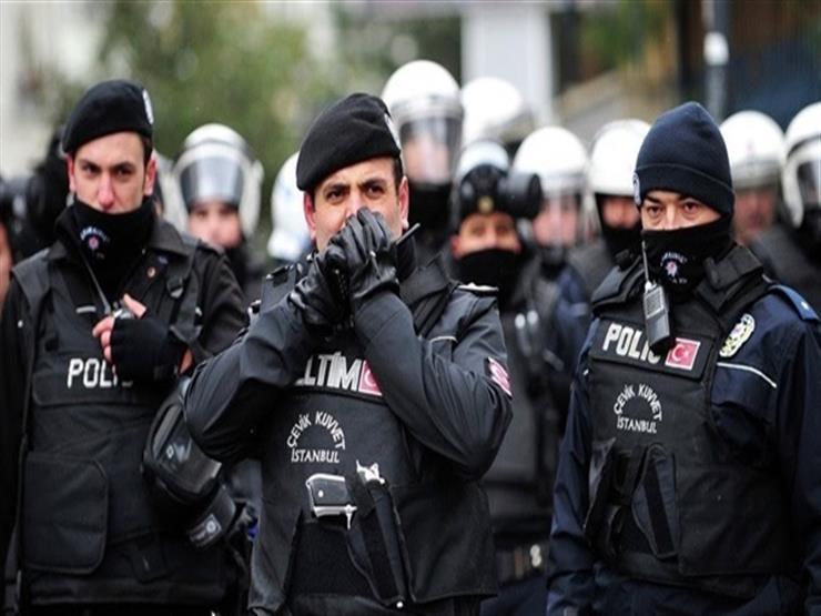 توقيف 12 مشتبها بانتمائهم إلى داعش جنوب تركيا...مصراوى