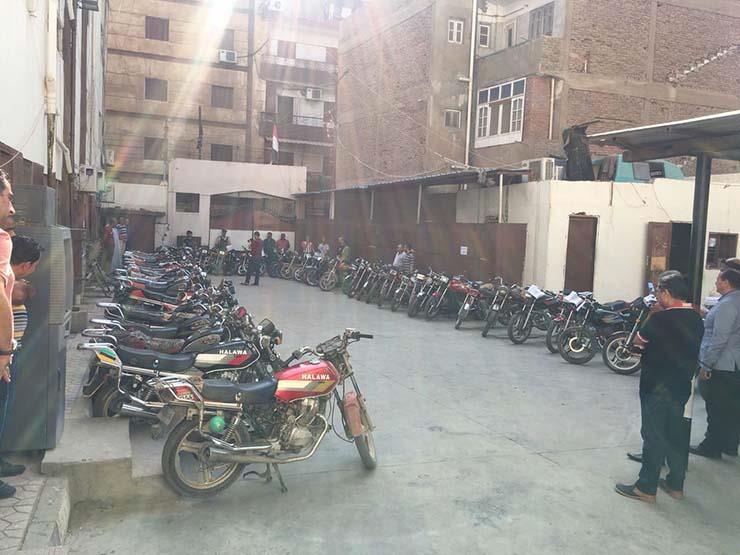 بعد 6 جرائم.. سقوط عصابة سرقة الدراجات النارية في الإسكندرية