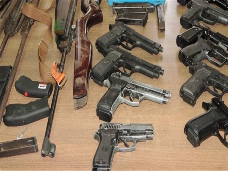 أمن الجيزة: ضبط 36 تاجر مخدرات و15 قطعة سلاح خلال حملة مكبرة...مصراوى