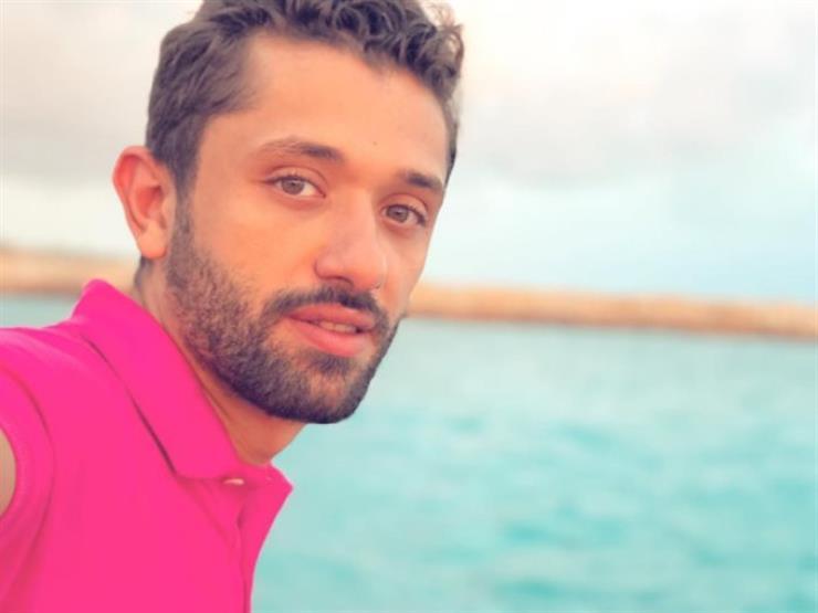 """كريم محمود عبد العزيز يحتفل بعيد ميلاد """"الساحر """" بهذه الطريقة"""