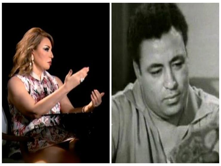 بالفيديو .. إيناس الدغيدي تكشف عن  سبب طرد المخرج حسن الإمام لها من الاستوديو