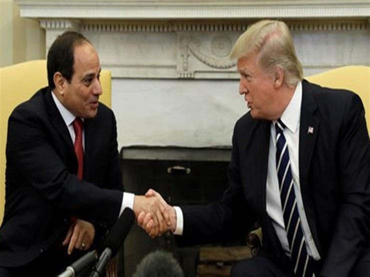 السيسي يقابل ترامب.. علاقات مصر وأمريكا الاقتصادية في 10 أرقام (فيديوجرافيك)