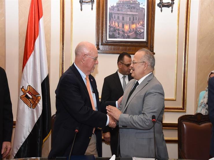 جامعة القاهرة توقع خطاب نوايا مع تحالف الجامعات الأمريكية لإ...مصراوى