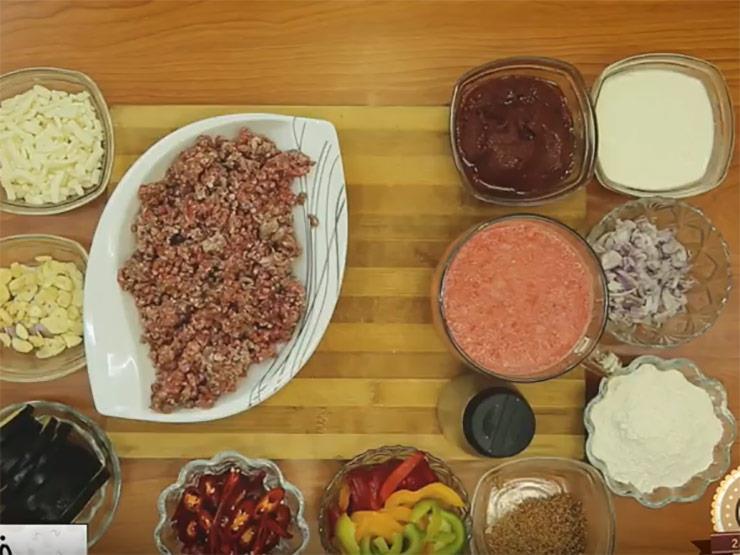 """إفطار اليوم (22) من """"طبخة ع السريع"""": باذنجان بالبشاميل"""