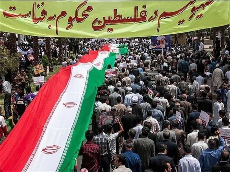 انطلاق مسيرات يوم القدس العالمي في إيران