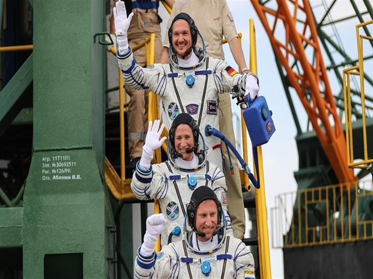 """مركبة """"MS-9"""" الروسية تلتحم بمحطة الفضاء الدولية"""
