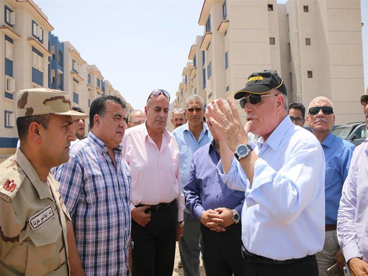 تسليم الـ500 وحدة سكنية بالرويسات في شرم الشيخ خلال شهر...مصراوى