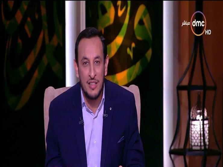 بالفيديو.. رمضان عبدالمعز: هذه الكلمات تزيل الكرب والمحن