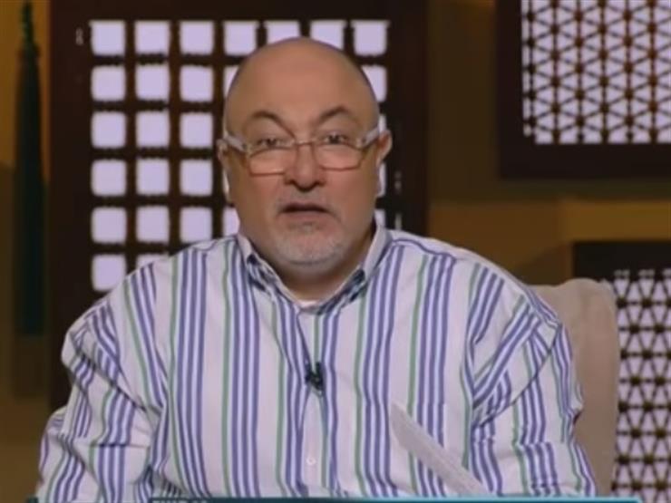 بالفيديو.. انفعال خالد الجندى وانسحاب أستاذ أزهرى لهذا السبب