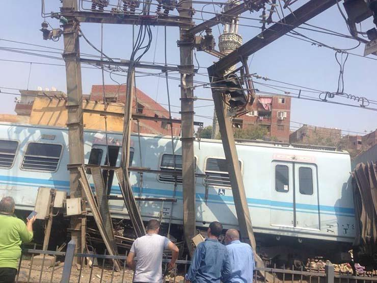 """""""المترو"""": قطار المرج """"كوري مكيف"""" ولا يزال في """"الضمان"""" - فيديو"""