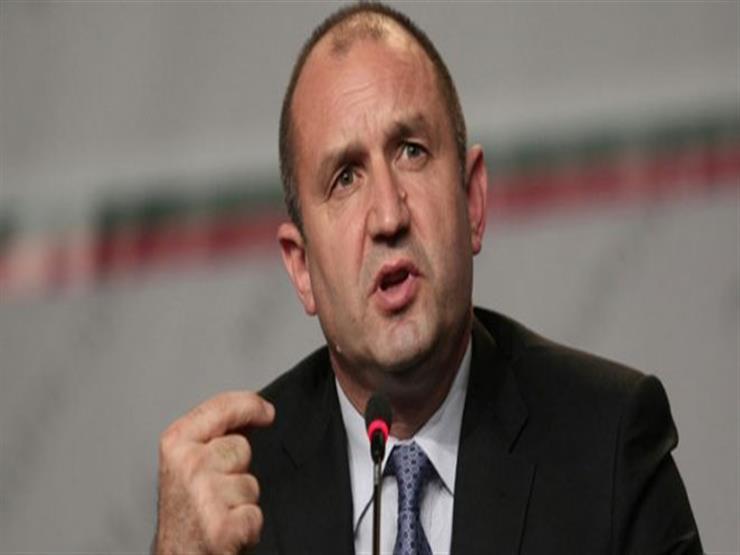رئيس بلغاريا: زيارة الهرم حلم كبير