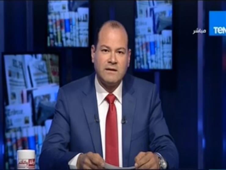 نشأت الديهي يتهم مدير مستشفى 57357 بإهانة المصريين