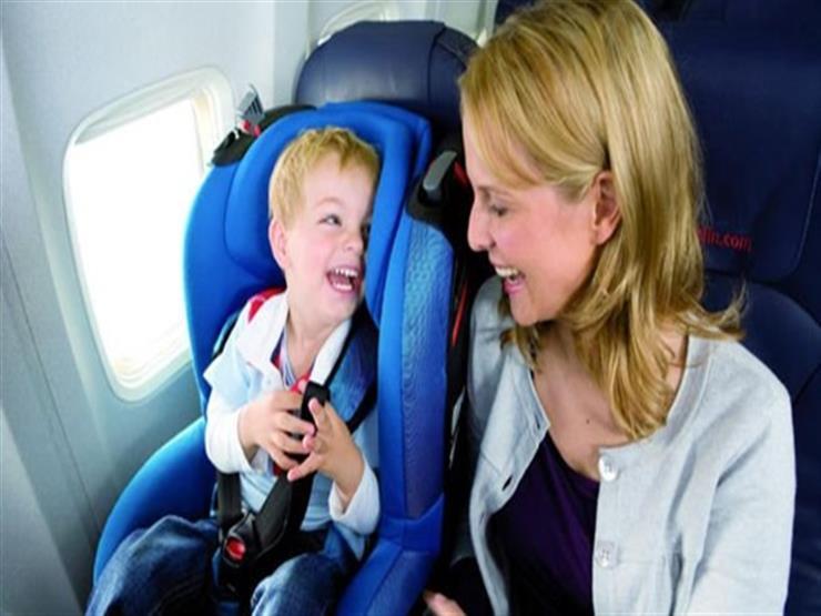 لتجنب الازعاج.. 7 نصائح للتعامل مع طفلك الرضيع خلال أول رحلة جوية