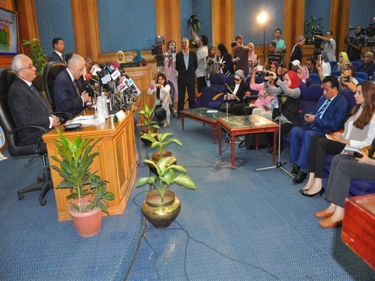 وزير التعليم: سننهي الجو النفسي المشحون للثانوية العامة