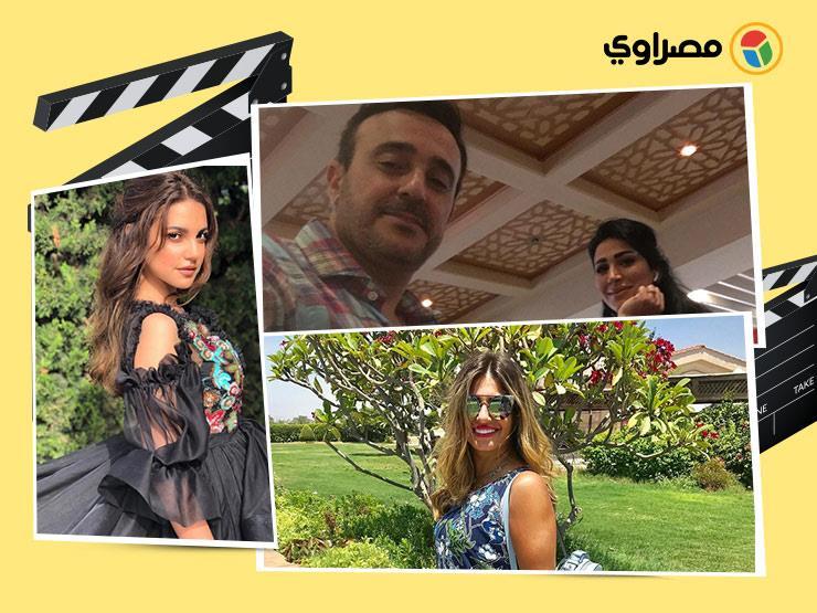 صبا مبارك تستعرض رشاقتها وريا أبو راشد في باريس.. 10 لقطات للنجوم في 24 ساعة