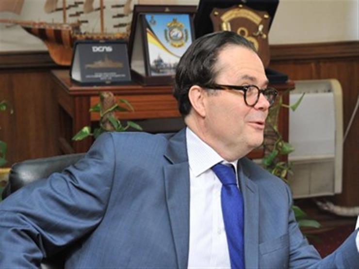 سفير فرنسا يؤكد وقوف بلاده إلى جانب مصر ضد الإرهاب