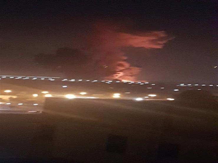 موقع لرصد الملاحة الجوية: حركة الطائرات مستمرة فوق مطار القاهرة (صورة)