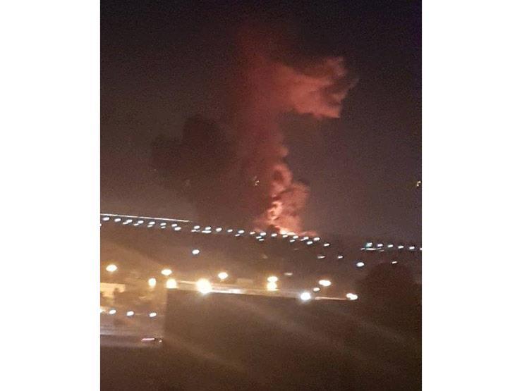 مصدر أمني: الانفجار وقع بإحدى المنشآت بمحيط مطار القاهرة