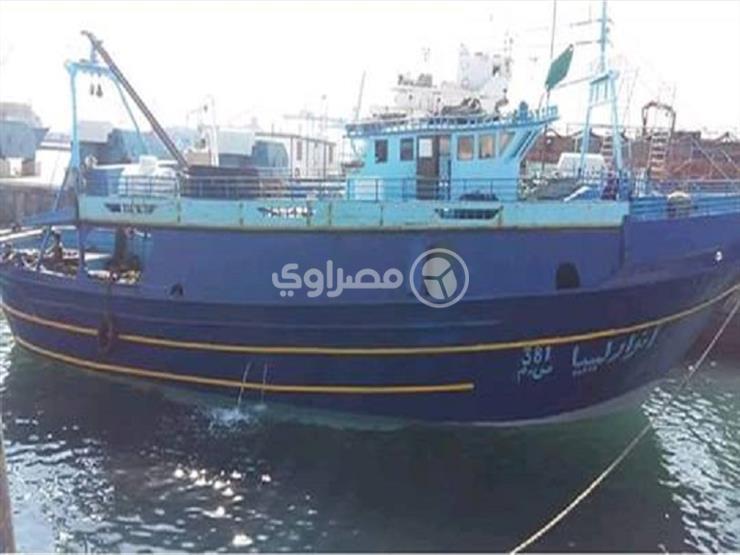 ننشر أول صورة لقارب كفرالشيخ المختفي في البحر المتوسط