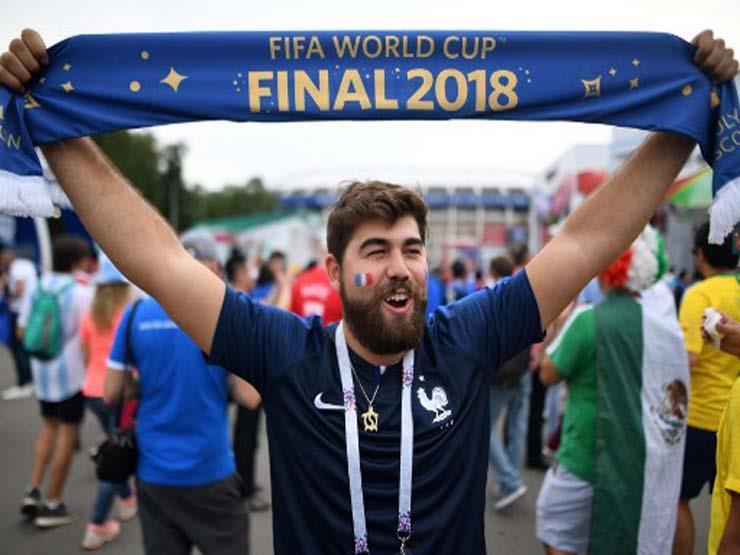 مشجعو كأس العالم أنفقو أكثر من مليار ونصف دولار في موسكو