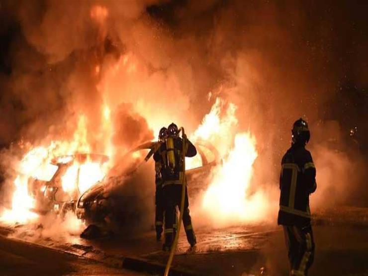 إحراق 845 سيارة أثناء الاحتفال بنهائي كأس العالم في فرنسا