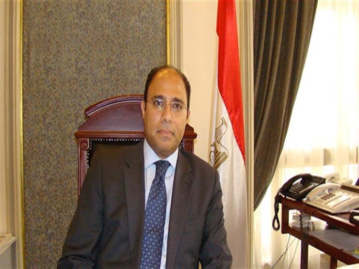 """سفير مصر لدى كندا يشارك في افتتاح معرض """"قافلة الذهب"""" بتورونتو"""