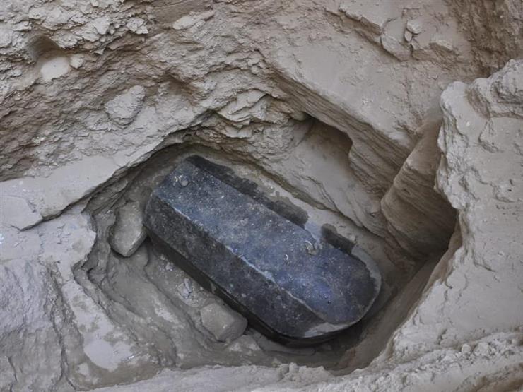 """لـ""""تفادي الموت"""".. إخلاء موقع تابوت الإسكندرية لمدة ساعتين بعد إزاحة الغطاء"""