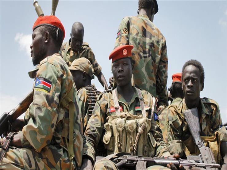 مقاتلو جنوب السودان يتلقون الأمر بالعودة إلى المعسكرات تنفيذاً لاتفاق السلام