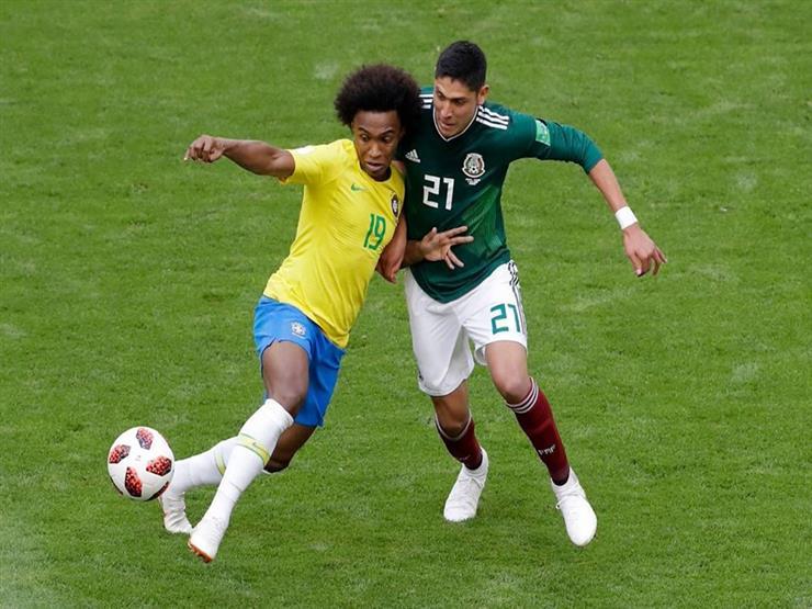 البرازيل يُنهي مغامرة المكسيك ويتأهل لربع نهائي كأس العالم