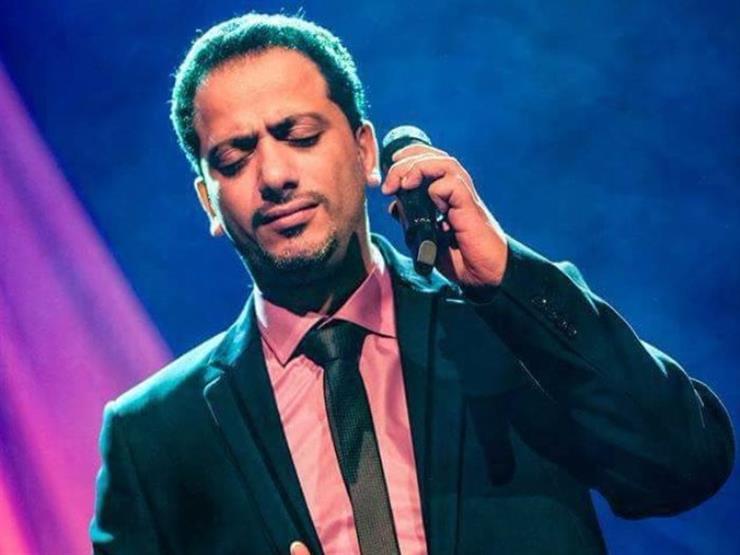 """علي الهلباوي يلقي إنشادا دينيا بفعاليات حوار """"السلام والطمأنينة"""""""