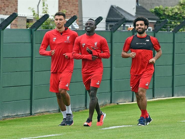 ليفربول يوضح موقف صلاح من المشاركة في التدريب الأول بمعسكر أمريكا