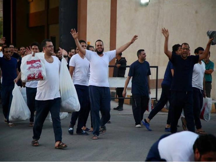 قرار جمهوري بالعفو عن سجناء بمناسبة الذكرى 66 لثورة 23 يوليو