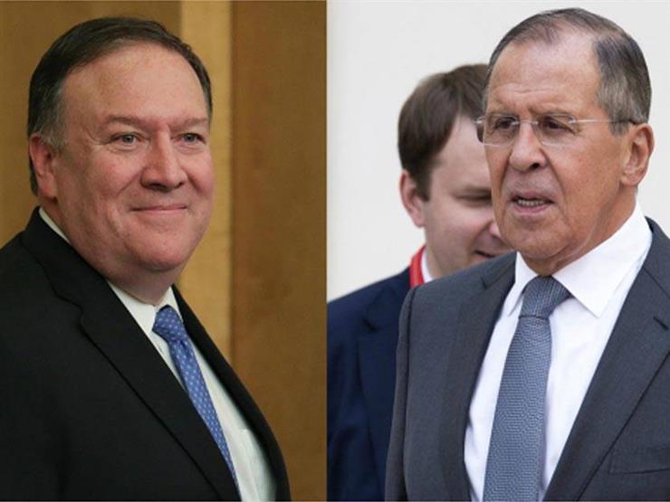 لافروف يؤكد لبومبيو عقم محاولات الضغط على موسكو بالعقوبات