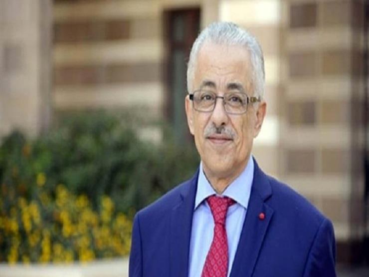 """وزير التعليم يكشف عن فرصة الـ50% لطلاب لجنة """"الأكابر""""- حوار"""