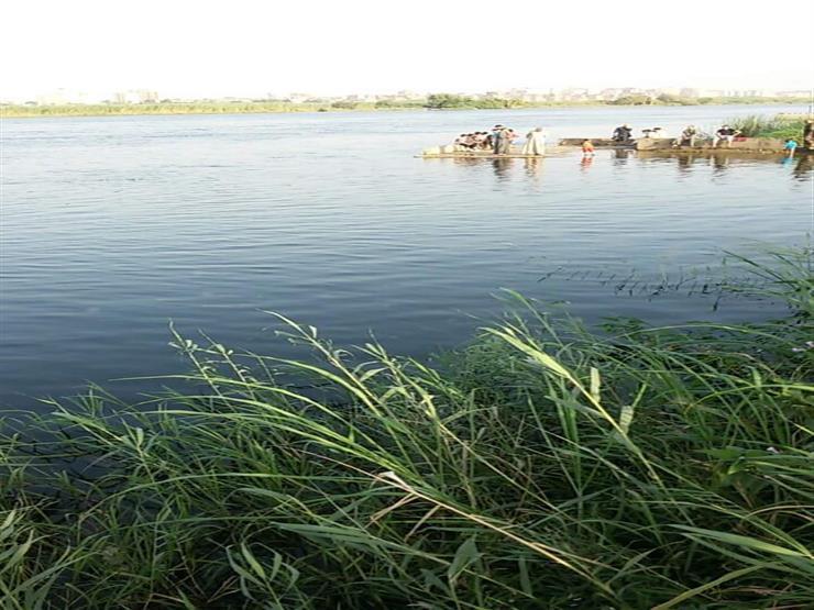 الإنقاذ النهري تمشط نهر النيل لانتشال جثة غريق بالعياط