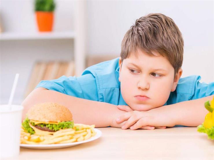 نظام «دايت» لطفلك دون أن تشعره بوجود مشكلة