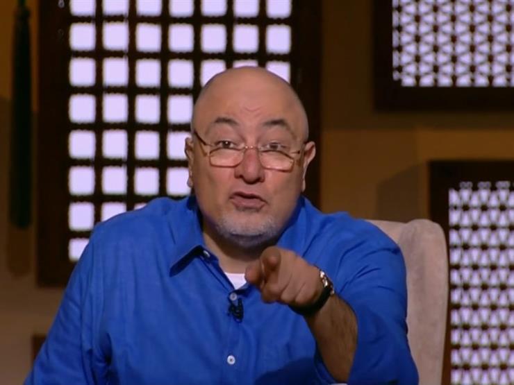 """بالفيديو.. خالد الجندى: صوت المرأة عورة """"افتكاسة"""""""