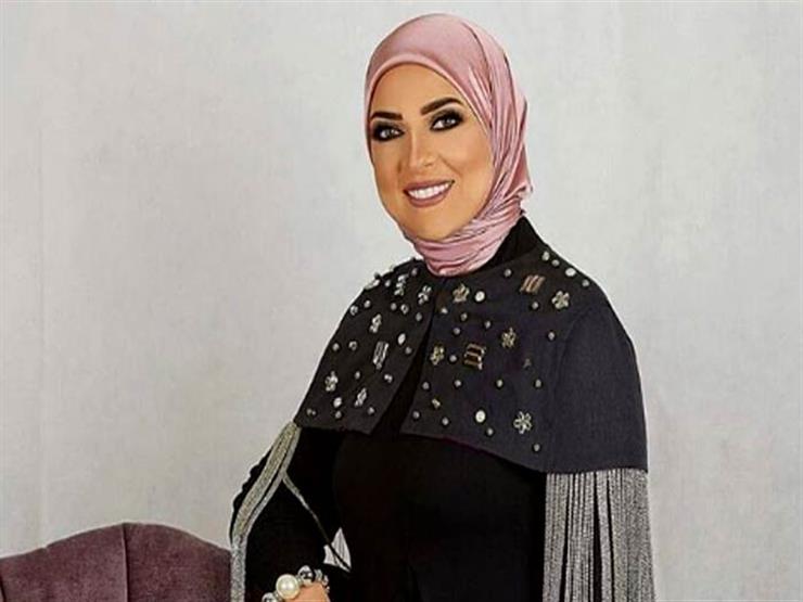 """دعاء فاروق :هيفاء تسببت في تقديمي أحد البرامج..وهذا رد فعل صالح كامل على حجابي""""1-2"""""""