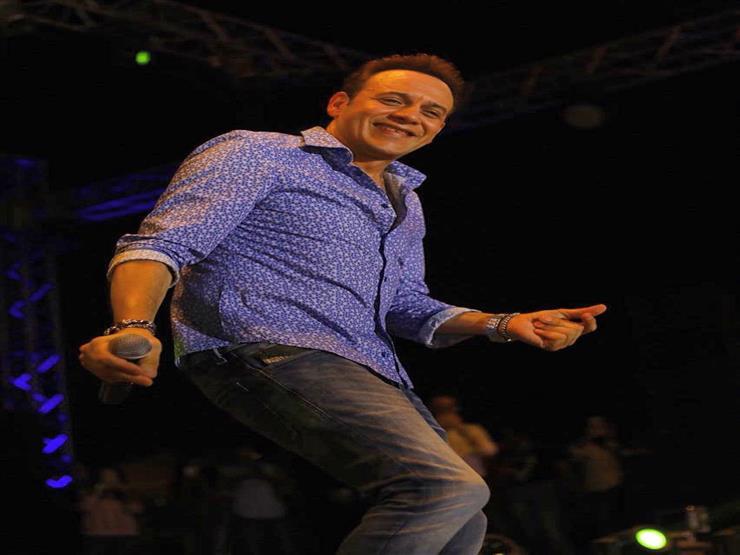 مصطفى قمر يروج لحفله الغنائي بالإسكندرية
