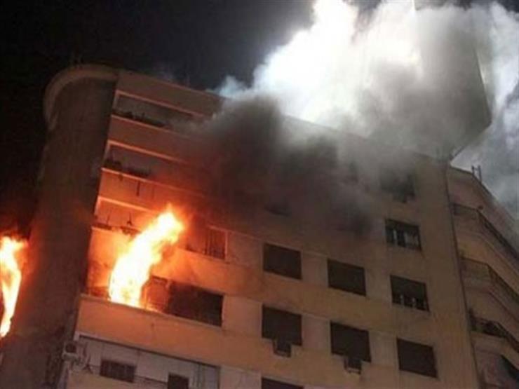 السيطرة على حريق داخل شقة سكنية بالمطرية دون خسائر بشرية