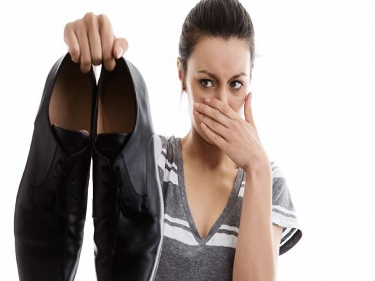 هكذا تتخلص من رائحة الأحذية الكريهة