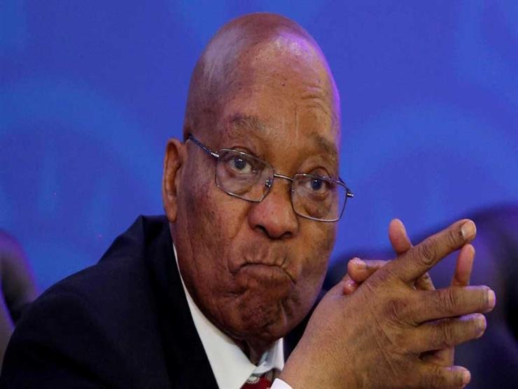 رئيس جنوب افريقيا السابق زوما يمتنع عن الإدلاء بأقواله في إطار تحقيق بالفساد