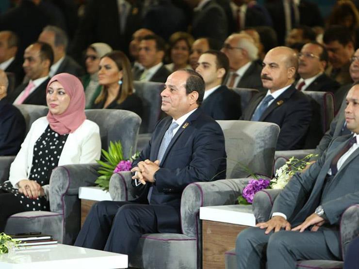 مؤتمر الشباب السادس.. السيسي يعاتب والحكومة تعرض خطتها- تغطي...مصراوى