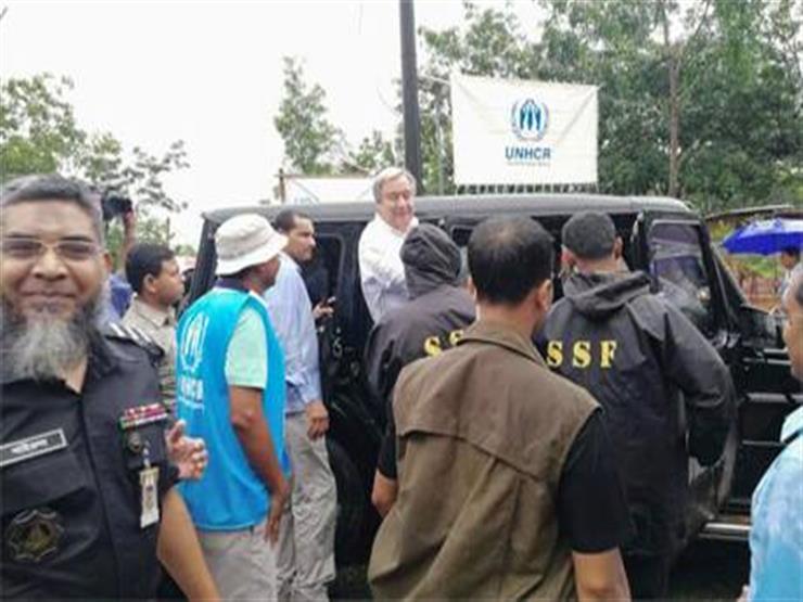 بعد سماعه روايات القتل والاغتصاب في ميانمار.. تعرف على رد فعل رئيس الأمم المتحدة