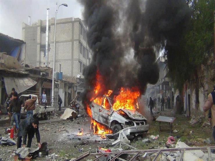 """ارتفاع حصيلة ضحايا تفجير """"الباب"""" السورية إلى 18 قتيلا"""