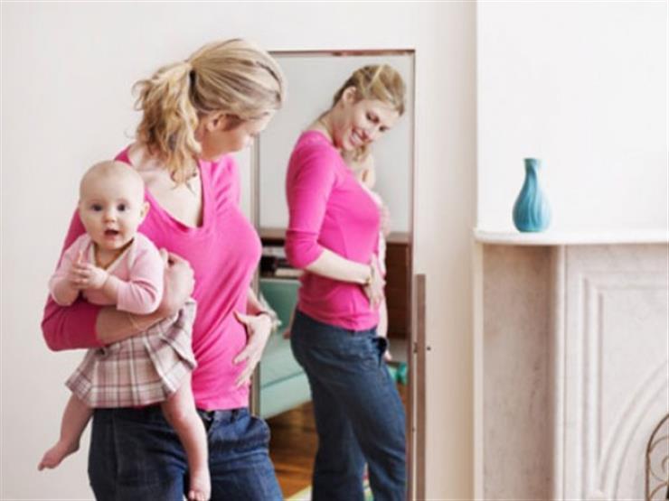أسباب زيادة وزنك بعد الولادة.. وإليكِ 5 نصائح لإنقاص الوزن